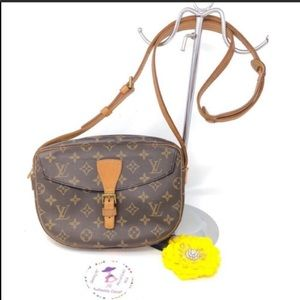 Louis Vuitton Monogram Juene Fille Bag PM